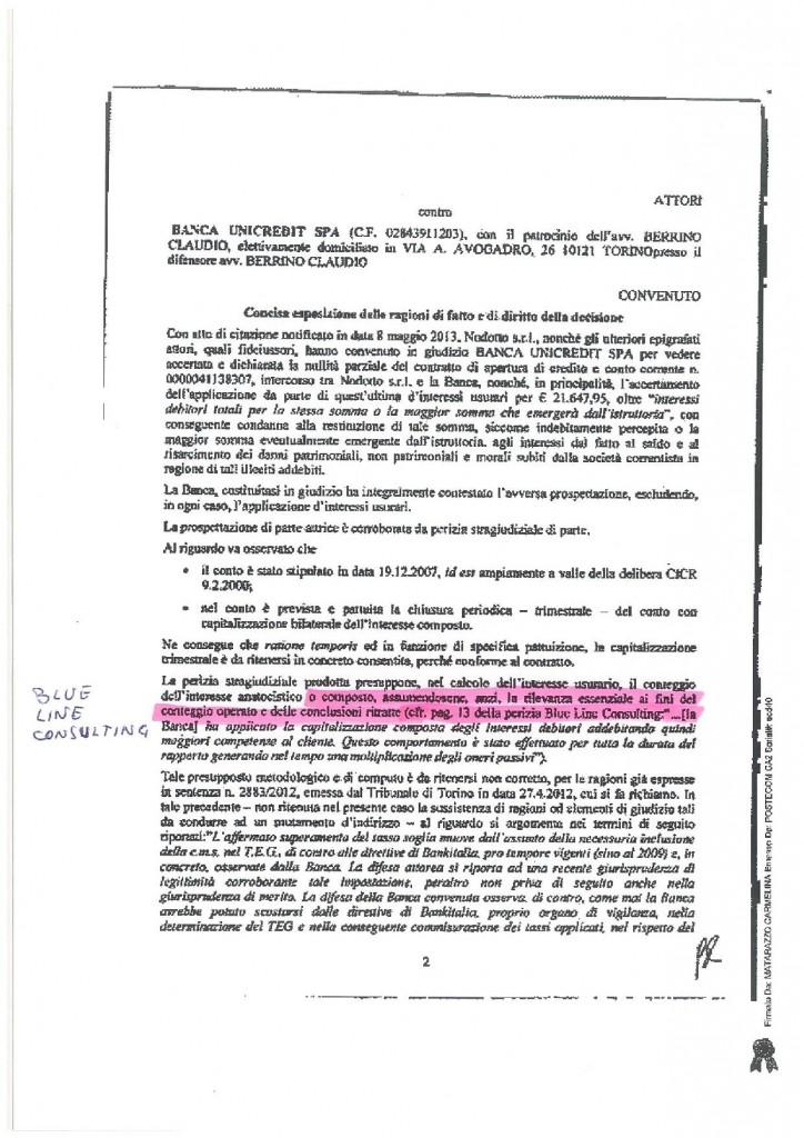 TRIB. TO 2013 BATOSTA A PESSIMA DIFESA PERIZIA BLUE LINE CONSULTING-page-002